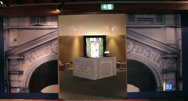 Canal 32 - La Villa Rothier : une exposition sur ce lotissement à l'architecture remarquable