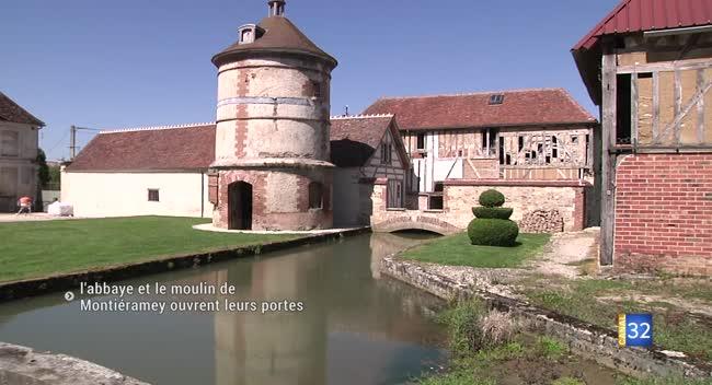 Canal 32 - L'abbaye et le moulin de Montiéramey ouvrent leurs portes ce week-end