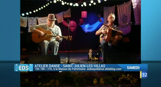 Canal 32 - Où sortir ce week-end à Troyes et dans l'Aube ? (13-14 janvier)