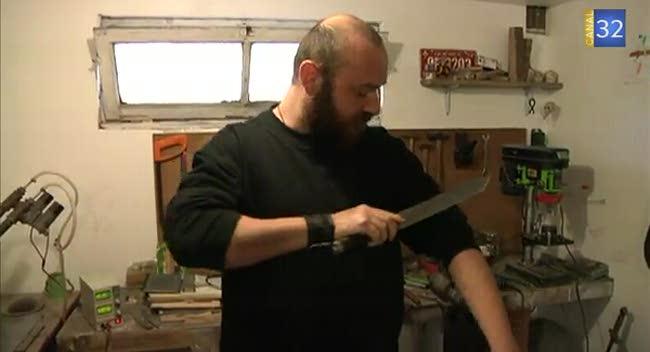 Canal 32 - L'art de la forge et de la coutellerie