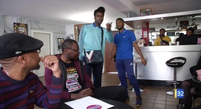 Canal 32 - L'association Zoulou Dance prône la réussite sociale