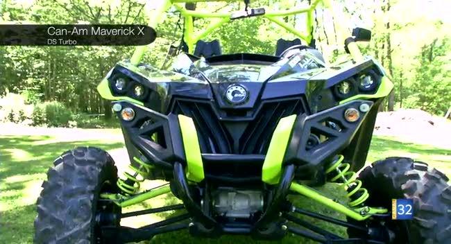 Canal 32 - L'aube à moto - spéciale Buggy