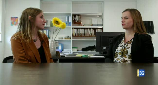 Canal 32 - L'Aube au féminin, avec Laure Clerget, directrice du site Artemise