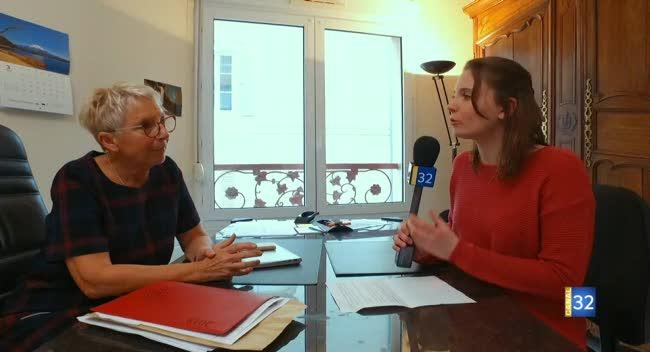 Canal 32 - L'Aube au féminin, avec la sénatrice Evelyne Perrot et l'athlète Agnès Portier