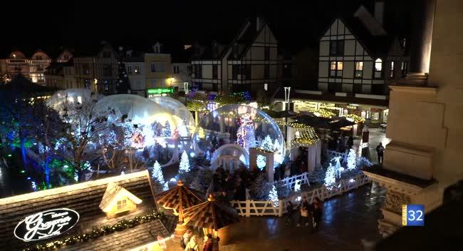 Canal 32 - Troyes : plus de 105 000 visiteurs aux Bulles Enchantées
