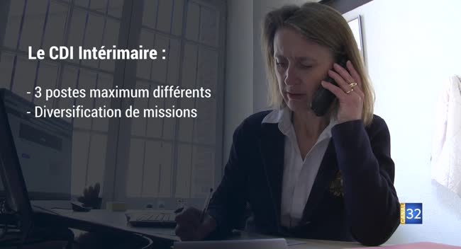 Canal 32 - Le CDI intérimaire : comment ça marche ?