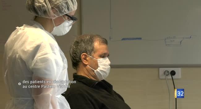 Canal 32 - Troyes : le centre Pasteur Viardin accueille aussi des patients atteints du Covid-19