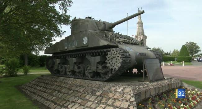 Canal 32 - Le char Romilly : l'histoire du 1er char qui entra dans Paris à la libération