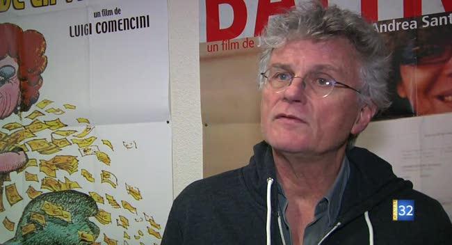 Canal 32 - Le cinéaste et auteur Gérard Mordillat à Sainte-Savine jeudi et vendredi