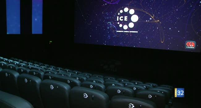 Canal 32 - Troyes : le cinéma immersif officiellement lancé