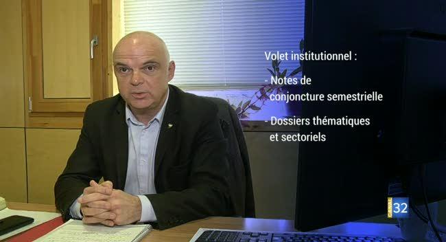 Canal 32 - Le conseil CCI : l'observatoire économique