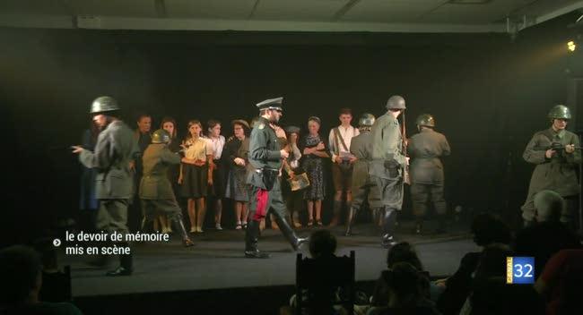 Canal 32 - Le devoir de mémoire mis en scène avec 1943, les chemins de la liberté