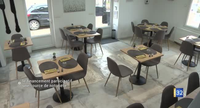 Canal 32 - Brienne-le-Château : le pari réussi du financement participatif pour un restaurant