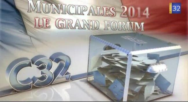 Canal 32 - Le forum des candidats maripontains