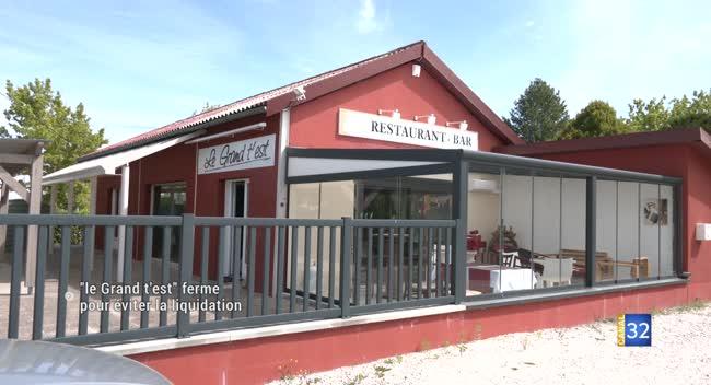 Canal 32 - Brienne-le-Château : le restaurant le Grand t'Est ne passe pas l'épreuve du Covid-19
