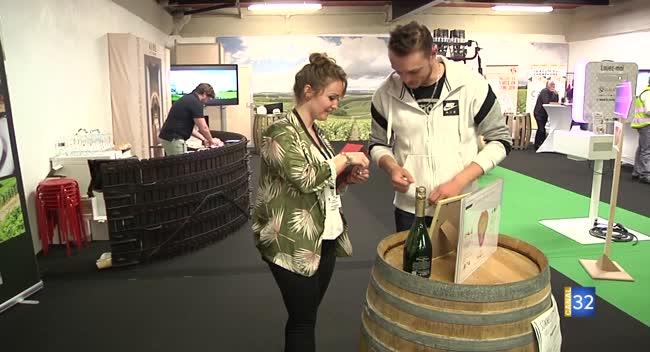 Canal 32 - Le JT des Foires de champagne : c'est parti pour la 72ème édition