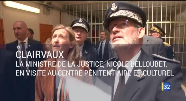 Canal 32 - Le JT, spécial Clairvaux