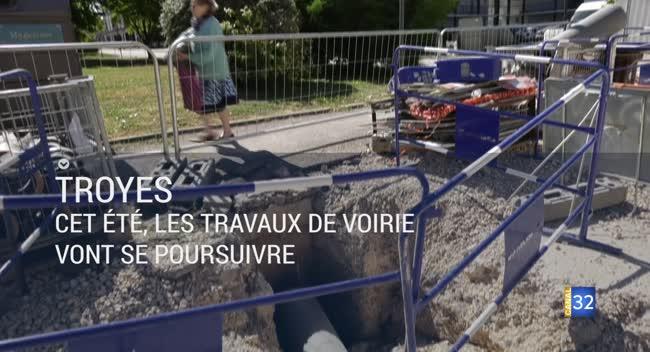 Canal 32 - Le JT - 16 juillet