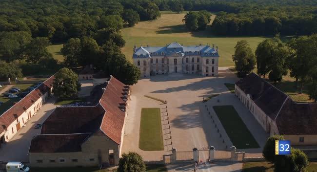 Canal 32 - Le Loto du Patrimoine soutient le château de Vaux