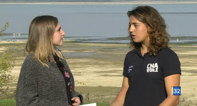 Canal 32 - Le mag au féminin - rencontre avec la navigatrice auboise Camille Hautefaye