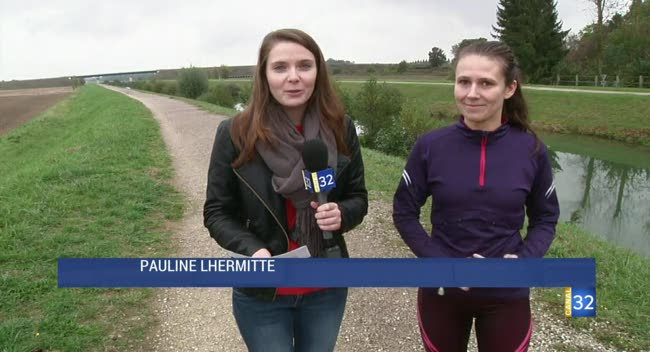 Canal 32 - Le mag au féminin - Rencontre avec la sportive Cécile Yvon