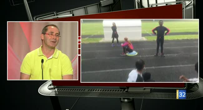 Canal 32 - Le Mag Sports - l'Usac