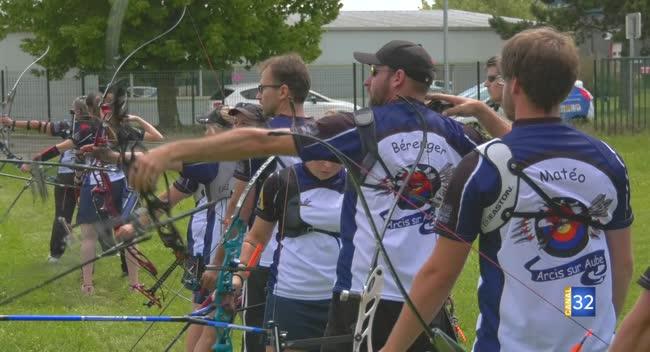 Canal 32 - Le Mag Sports - tir à l'arc, les archés des prés dorés