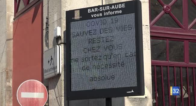 Canal 32 - Le marché de Noël de Bar-sur-Aube est annulé