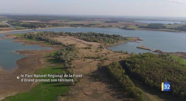 Canal 32 - Le Parc naturel régional de la fôret d'Orient valorise son territoire