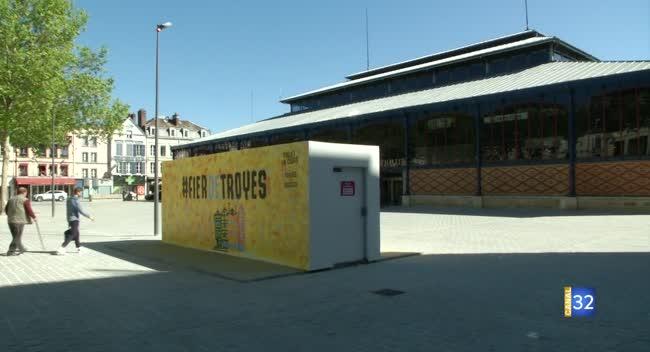 Canal 32 - Troyes, Pont-Sainte-Marie... Le peintre Argadol multiplie les projets locaux