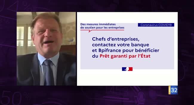 Canal 32 - Le rendez-vous BPI : comment BPI France peut aider à la garantie des prêts bancaires ?