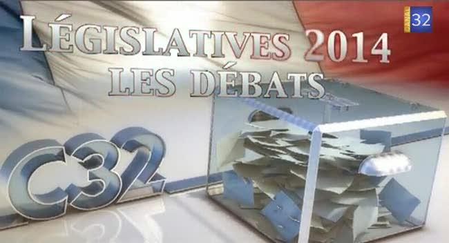 Canal 32 - Législative partielle : le débat