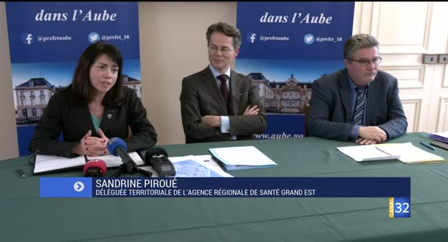 Canal 32 - L'élève du lycée Edouard Herriot a contracté le virus lors d'un covoiturage