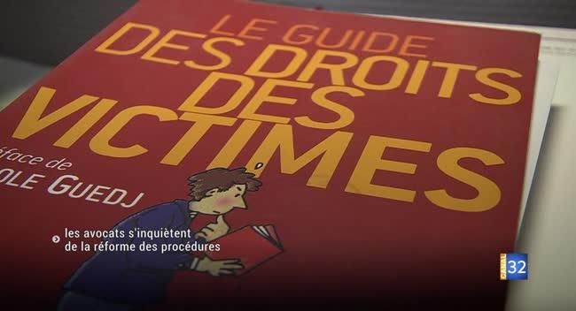 Canal 32 - Les avocats plaident pour une révision de la réforme de la justice