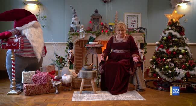 Canal 32 - Les contes de la Mère Noël à Nogent/Seine - Épisode 18 - L'ours et les trolls