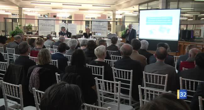 Canal 32 - Les experts prévoient une croissance économique modérée en 2020