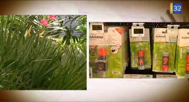 Canal 32 - Spéciale Jardins : les outils pour jardiner
