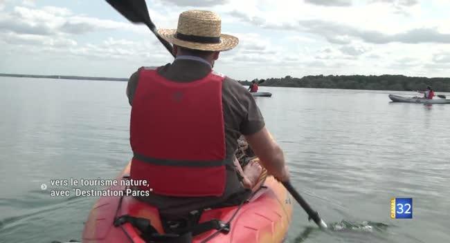 Canal 32 - Les parcs naturels régionaux français s'appuient sur le Slow Tourisme Lab