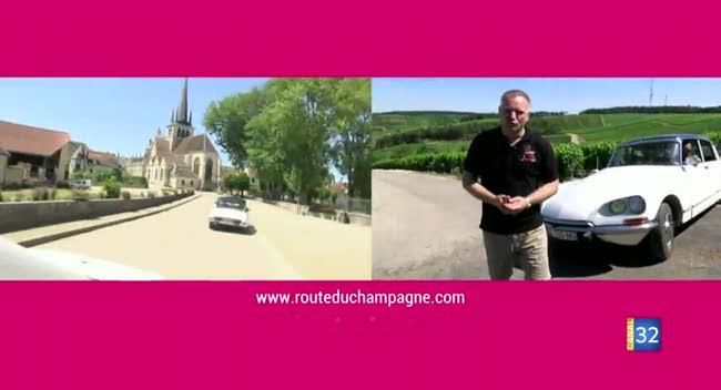 Canal 32 - Les préparatifs de la Route du Champagne en Fête 2015