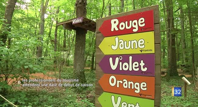 Canal 32 - Lusigny-sur-Barse : les professionnels des loisirs restent dans l'incertitude
