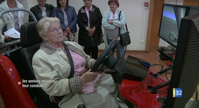 Canal 32 - Les seniors invités à réviser leur conduite à Saint-André-les-Vergers