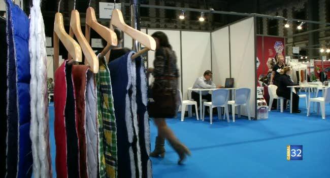 Canal 32 - Les spécialistes internationaux du textile se réunissent à Troyes