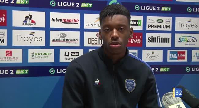 Canal 32 - Estac : la place de leader en jeu face au Paris FC