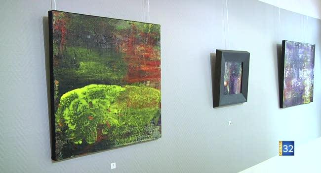 Canal 32 - L'expo de la semaine : Manu Rich à la galerie du Jansanet