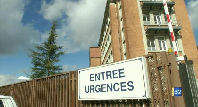 Canal 32 - L'hôpital de Troyes enclenche le plan blanc en raison d'une forte affluence