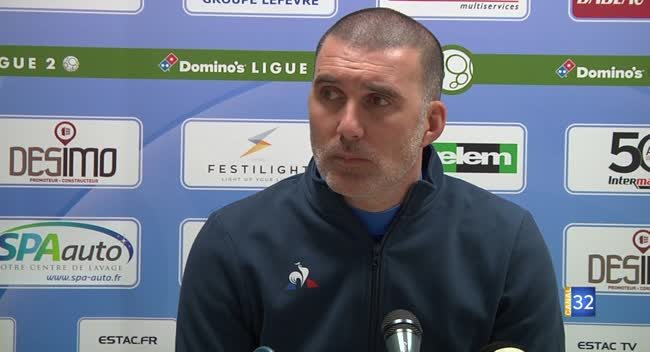 Canal 32 - Ligue 2 : l'Estac à Clermont pour entamer la deuxième partie de saison