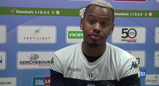 Canal 32 - Ligue 2 : l'Estac veut continuer la pêche au gros face au Paris FC
