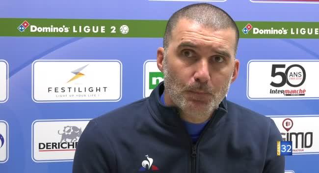 Canal 32 - Ligue 2 : l'Estac veut être conquérante chez les Normands