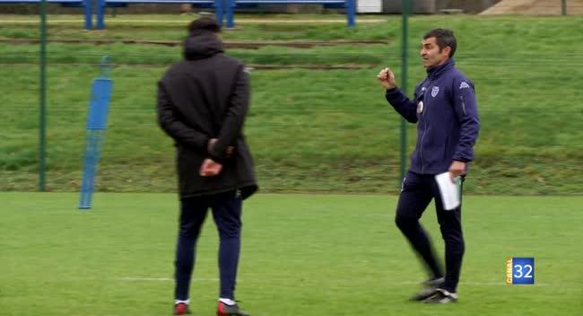 Canal 32 - Ligue 2 : l'Estac veut repartir de l'avant à Niort.