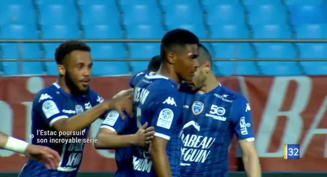 Canal 32 - Ligue 2 : une victoire à la Troyenne face au Red Star